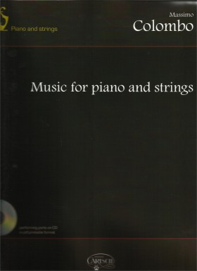 Music for piano and strings - Massimo Colombo