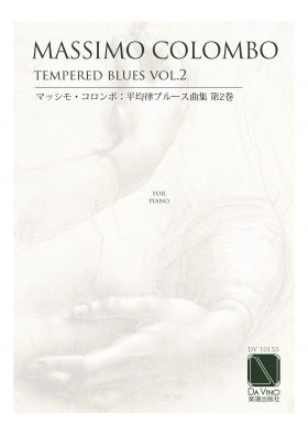 Tempered Blues vol. 2 for piano - Massimo Colombo